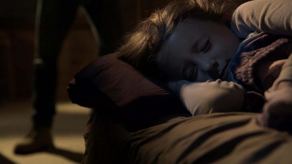 Tamara in bed
